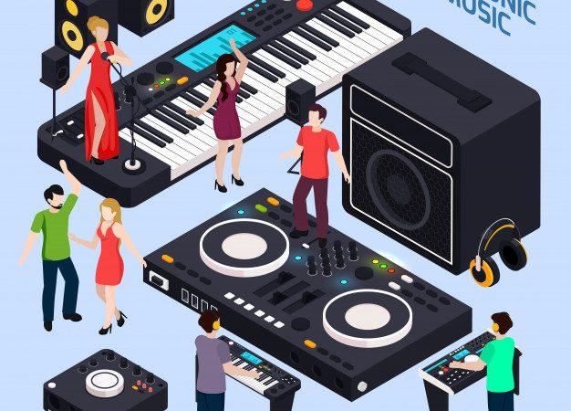 Sudah Tahu Perbedaan Digital Piano dan Akustik Piano Cek di Sini Sekarang!